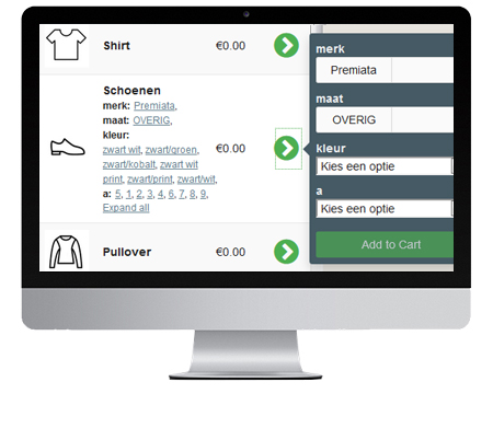 ZCORE omni channel retailing | kassasysteem